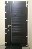 Взломостойкие двери Взломостойкая входная дверь СЕНАТОР Карбон