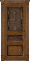 Коллекция Elegante classico Дверь Regidoors Барселона ДО Витраж