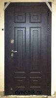 Взломостойкие двери Взломостойкая входная дверь СЕНАТОР 3D Марсель