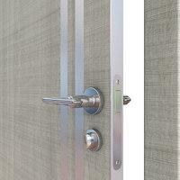 Двери шумоизоляционные экошпон Шумоизоляционная дверь Челябинская ДГ-606 экошпон