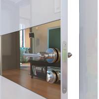 Двери противопожарные глянцевые Дверь Челябинская ДО-701 Глянец