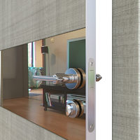 Двери Модерн экошпон ДО-501 экошпон челябинские двери с алюминиевой кромкой