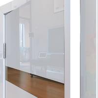 Двери Модерн глянцевые ДО-502 глянцевые двери с алюминиевой кромкой