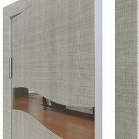 Двери Модерн экошпон ДО-503 экошпон челябинские двери с алюминиевой кромкой