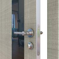 Двери шумоизоляционные экошпон Шумоизоляционная дверь Челябинская ДО-604 экошпон