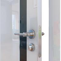 Двери Модерн глянцевые ДО-507 глянцевые двери с алюминиевой кромкой