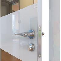 Двери Модерн глянцевые ДО-508 глянцевые двери с алюминиевой кромкой