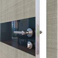 Двери Модерн экошпон ДО-509 экошпон челябинские двери с алюминиевой кромкой