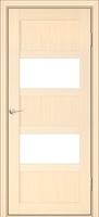Серия Композит Дверь  Тип 270ДФО1 Беленый дуб