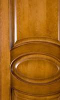 Белорусские двери Дверь Флоренция Соло светлый мед