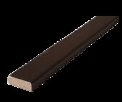 Притворная планка 40х8х2100 мм (1 шт.)