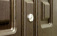 Regidoors Металлическая дверь Сенатор 3D Марсель венге