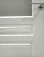 Двери регионов Дверь глухая Турин белая эмаль-лак
