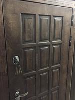 Двери Регионов Входная уличная дверь Центурион лиственница морёная
