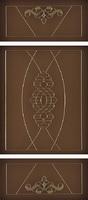 Коллекция Elegante classico Дверь Regidoors Мадрид ДО Гравировка/пескоструй